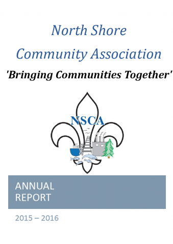 NSCA Annual Report 2015 - 2016